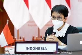 Indonesia dan Amerika Serikat perkuat kerja sama atasi pandemi COVID-19 dan stabilitas kawasan