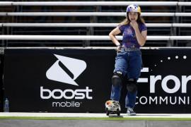 Dua remaja bersahabat asal AS berebut medali skatebord Olimpiade Tokyo