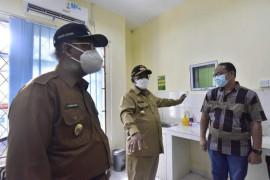 Laboratorium PCR Karimun sudah diresmikan tapi tunggu izin operasional dari Kemenkes