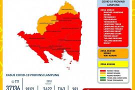Dinkes: Kematian pasien COVID-19 di Lampung bertambah 70 orang