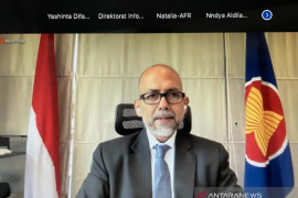 RI tegaskan ASEAN tak beri pengakuan terhadap junta Myanmar