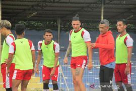 Persiraja Aceh kembali berlatih hadapi Liga 1