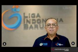 LIB belum buka kemungkinan menggelar Liga 1 di luar Pulau Jawa
