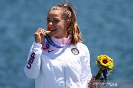 Ringkasan medali Olimpiade Kamis 5 Agustus: Amerika Serikst borong lima emas