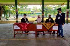 KPU Bantul menyiapkan Pemilihan Ketua OSIS Serentak 2021 secara daring