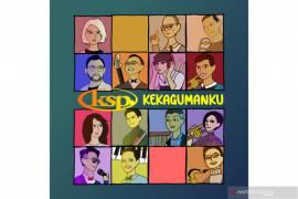 "Group lengendaris KSP Band bawakan kembali lagu Chandra Darusman \""Kekagumanku\"""