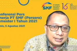 PT SMF salurkan dana KPR FLPP senilai Rp1,96 triliun