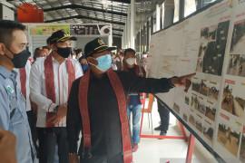 Ketua Komisi V DPR RI pantau jalan pararel di wilayah batas RI-Malaysia