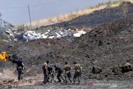 Pesawat Israel serang lokasi peluncuruan roket dari wilayah Lebanon