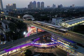 MRT Jakarta alami gangguan operasional karena aliran listrik putus