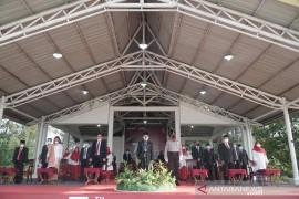 Peringatan HUT RI Ke-76 di Riau Kompleks PT RAPP Page 4 Small