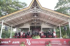 Peringatan HUT RI Ke-76 di Riau Kompleks PT RAPP Page 5 Small