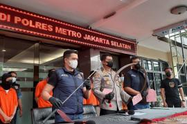 Polres Jakarta Selatan tangkap 11 tawuran di Mampang