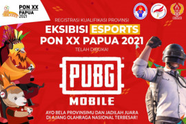 Lima provinsi lolos babak utama cabor esport eFootball PES PON Papua