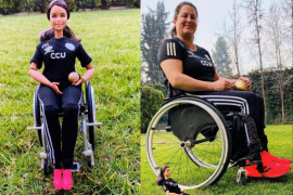 Atlet Paralimpiade Chile jadi model boneka Barbie