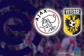 Ajax hujani gawang Vitesse lima gol tanpa balas