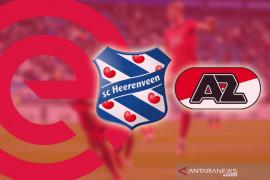 AZ Alkmaar raup kemenangan perdana, NEC lanjutkan tren positif