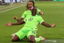Wolfsburg lanjutkan awal musim sempurna saat kalahkan Leipzig