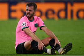 Barcelona pinjamkan Miralem Pjanic ke Besiktas