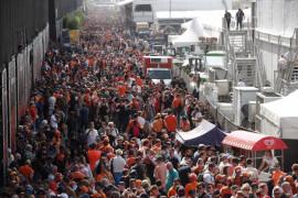 Menuju Sirkuit Zandvoort, penonton GP Belanda dilarang gunakan mobil