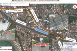 Dishub DKI alihkan lalu lintas di Kalimalang