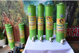 "Kelurahan Ciracas buat tabung ""ajaib"" untuk kurangi sampah organik"
