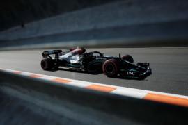 Hamilton kalahkan Verstappen di FP1 GP Belanda