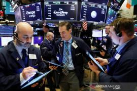 Wall Street terangkat sikap Fed, indeks Dow Jones melonjak 506,50 poin