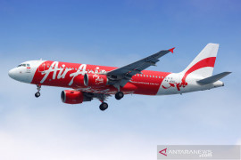 Penerbangan berjadwal AirAsia dihentikan sementara hingga 30 September