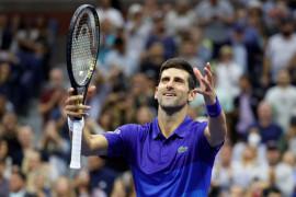 Djokovic kalahkan musuh lama Nishikori menuju babak keempat US Open