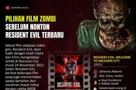 Pilihan film zombi sebelum nonton Residen Evil terbaru