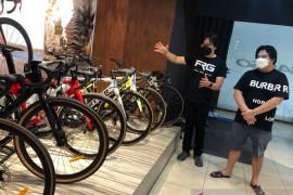 "FRG Cycling bidik potensi ""sport tourism"" di Bali"