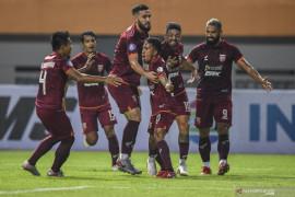 Pelatih Borneo Mario Gomez terima kekalahan dari Persik