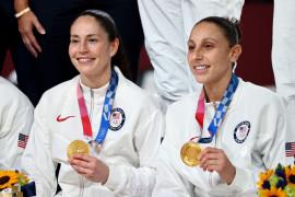 WNBA umumkan 25 pemain terhebat sepanjang masa