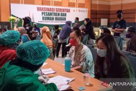 Anies ajak 3,17 juta warga ber-KTP DKI jalani vaksinasi