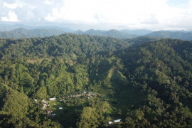 Warga pedalaman Kaltara bahagia, pusat akui hak adat