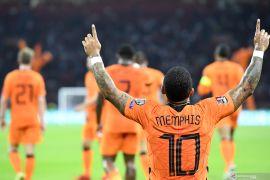 Kualifikasi Piala Dunia 2022: Belanda hancurkan Turki 6-1