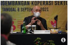Menteri Teten: Pemerintah berkomitmen dukung pembiayaan untuk UMKM