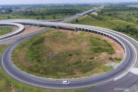 Jalan Tol Trans Sumatera Ruas Kayu Agung-Palembang Page 5 Small