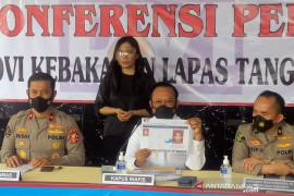 Kriminal kemarin, kebakaran di Lapas Tangerang hingga peredaran sabu