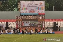 Menpora RI dukung penuh Fornas VI 2022 Sumatera Selatan