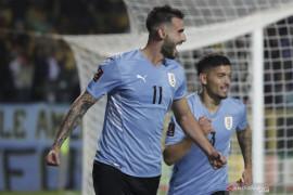 Uruguay menang tipis 1-0 atas Ekuador