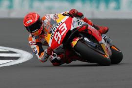 Marquez tercepat di FP1 Grand Prix Aragon