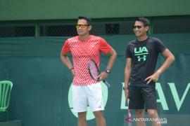 Indonesia jaga kondisi jelang hadapi Barbados di Davis Cup 2021