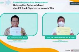 BSI fasilitasi layanan perbankan syariah UNS