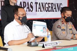 14 pegawai Lapas Kelas 1 Tangerang diperiksa polisi Senin ini