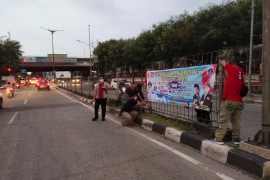 Karang Taruna Kelurahan Pademangan gelar vaksinasi sasar 2.000 peserta
