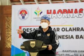 Wali Kota Bandung janjikan bonus bagi atlet peraih medali PON Papua