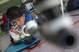 Latihan Atlet Menembak Sumatera Selatan Page 1 Small