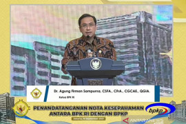 BPK akan terbitkan strategi tata kelola keuangan negara pasca COVID-19